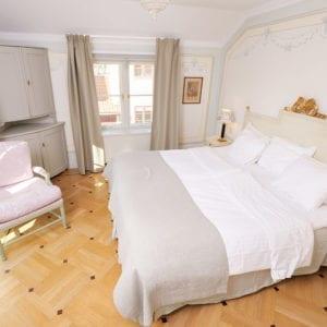 Sov ut i sköna sängar i Mariefred