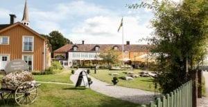 Sveriges äldsta värdshus med en spännande historia