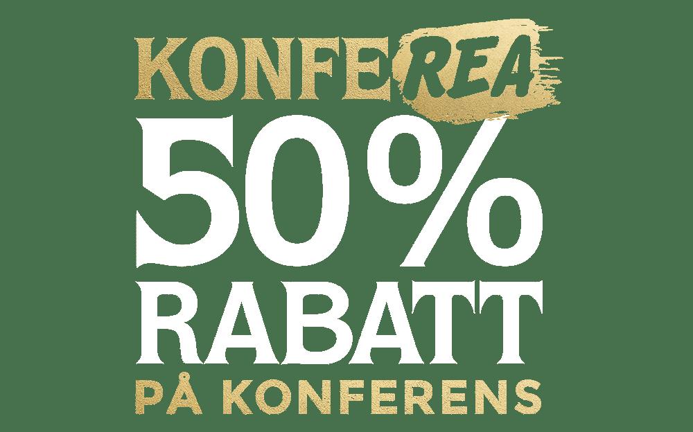 Konferea – konferens till halva priset i Katrineholm