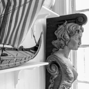 Sjöporten i Mariefred