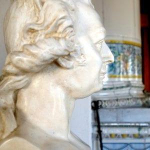 Visning av Gripsholms Slott i Mariefred
