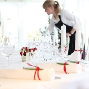 Beställ högtidscatering från Gripsholms Värdshus