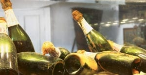 Champagnekällaren Dufweholms Herrgård