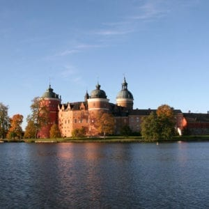 Visning på Gripsholms Slott i Mariefred