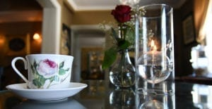 Afternoon tea Dufweholms Herrgård