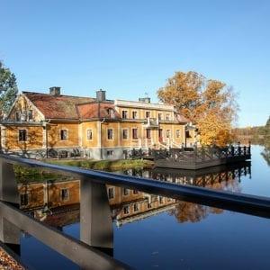 Herrgårdshotell i Sörmland