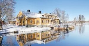 Jul på Dufweholms Herrgård