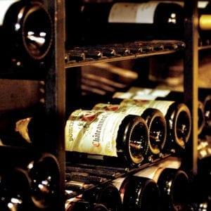Vin på herrgården
