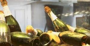 Champagne Dufweholms Herrgård