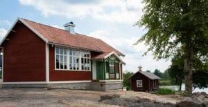 Konferenslokaler i Djulö skola