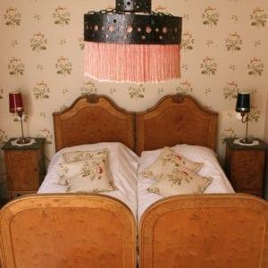 Historiska hotellrum