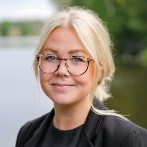 Louise von Bahr Rogstedt