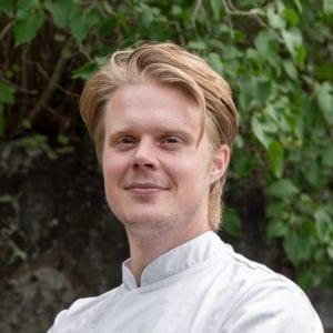 Johan Enlund – Kökschef Dufweholms Herrgård