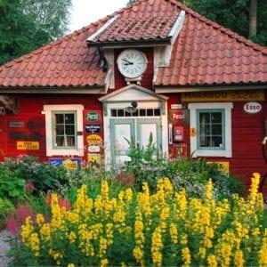 Lanthandeln på Dufweholms Herrgård